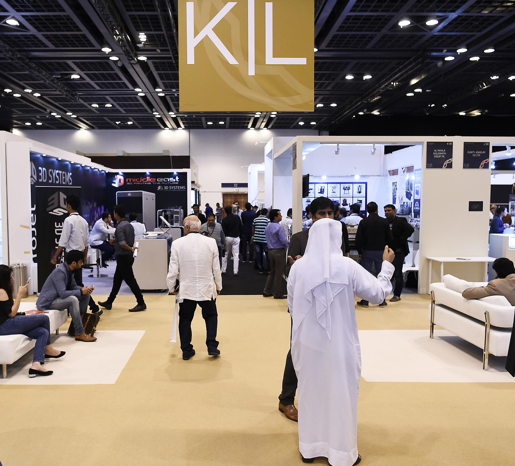 Dubai International Jewelry Show 2017