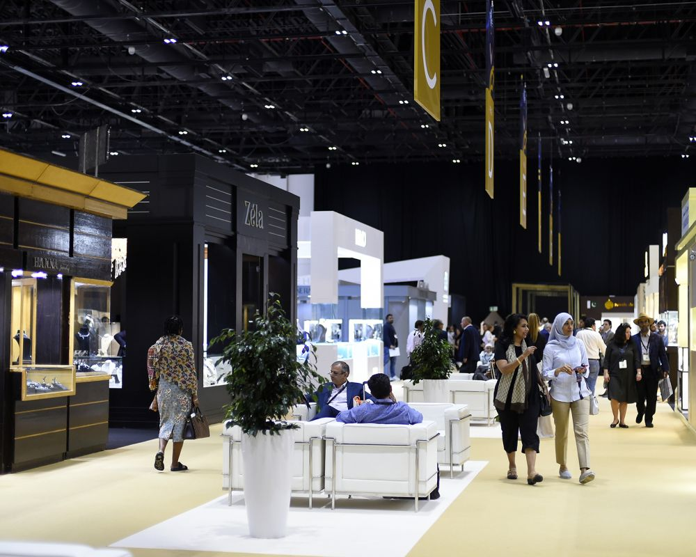 D Exhibition Stand Designer Jobs In Dubai : Vod dubai international jewellery show vod dubai international