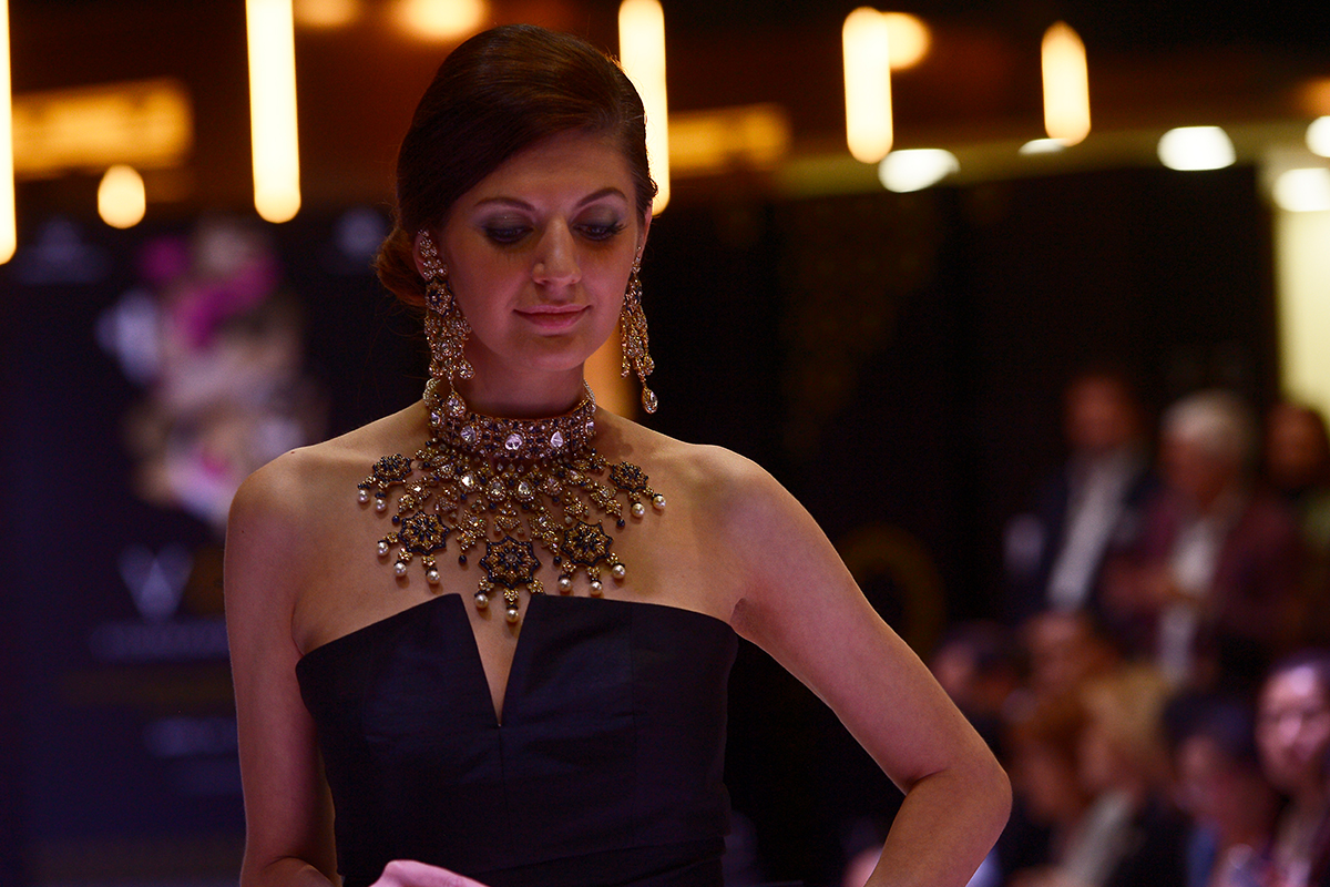 Catwalk Creations Vod Dubai International Jewellery Show