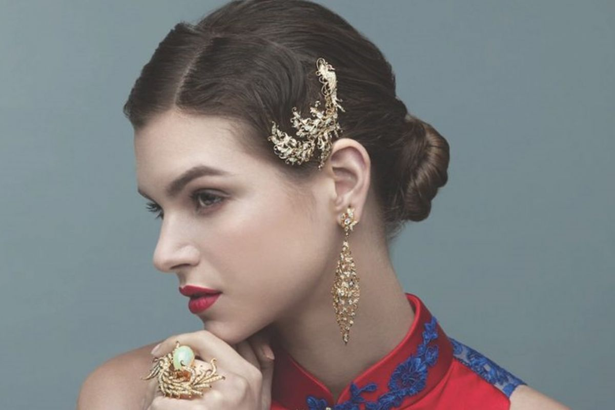 Contemporary jewellery designs breathe new life into peranakan wedding tradition