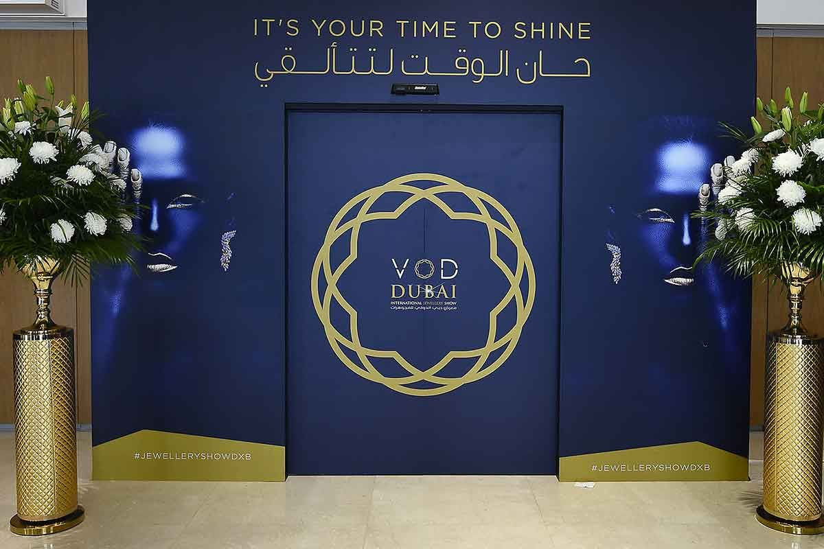 Unmissable events and outstanding special offers at VOD Dubai International Jewellery Show 2018