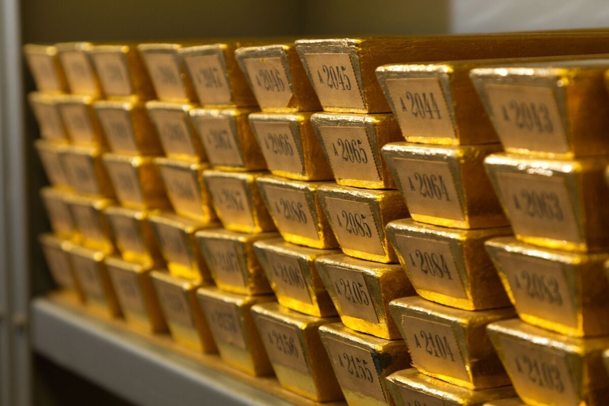SURVEY: CENTRAL BANKS INTEND TO INCREASE THEIR GOLD RESERVES