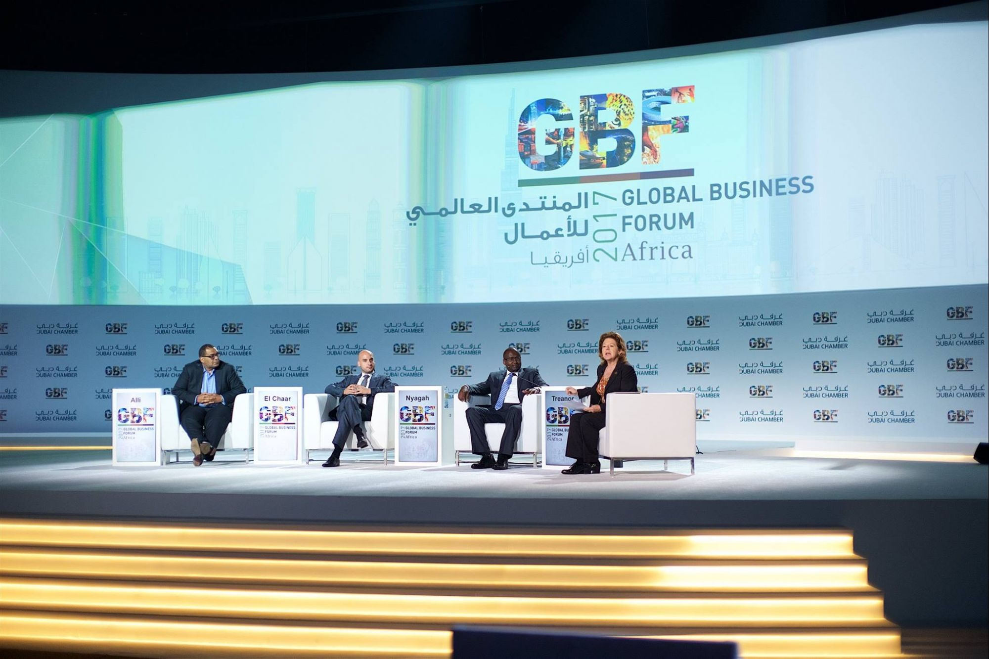 """Scale-Up Africa"" To Be Theme Of Dubai Chamber's Fifth Global Business Forum Africa In November 2019"
