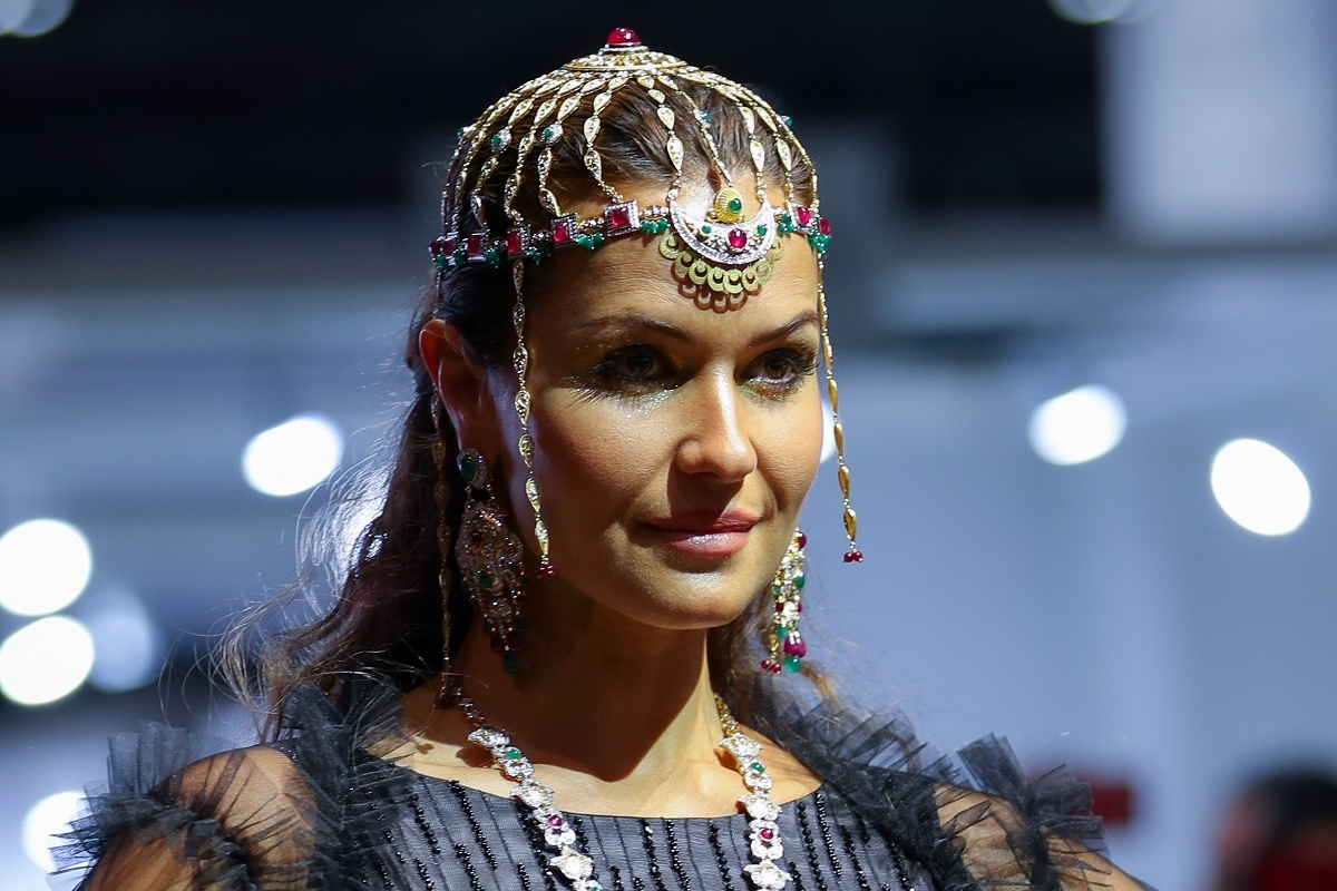 LEADING JEWELLERY DESIGNERS TOOK DAY 3 OF VOD DUBAI INTERNATIONAL JEWELLERY SHOW'S CATWALK BY STORM