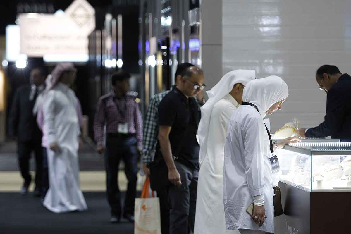 More exhibitors confirmed for VOD Dubai International Jewellery Show