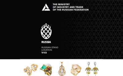 Russian Ministry of Industry & Trade to bring pavilion to VOD Dubai International Jewellery Show