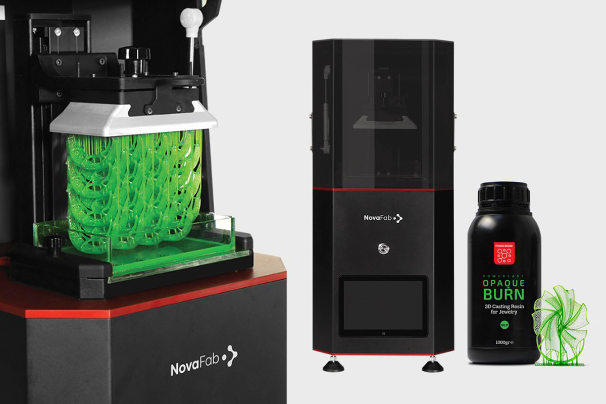 3BFAB DMCC TO SHOWCASE MEGA 3D PRINTER AND PROFESSIONAL RESINS AT VOD DIJS 2019