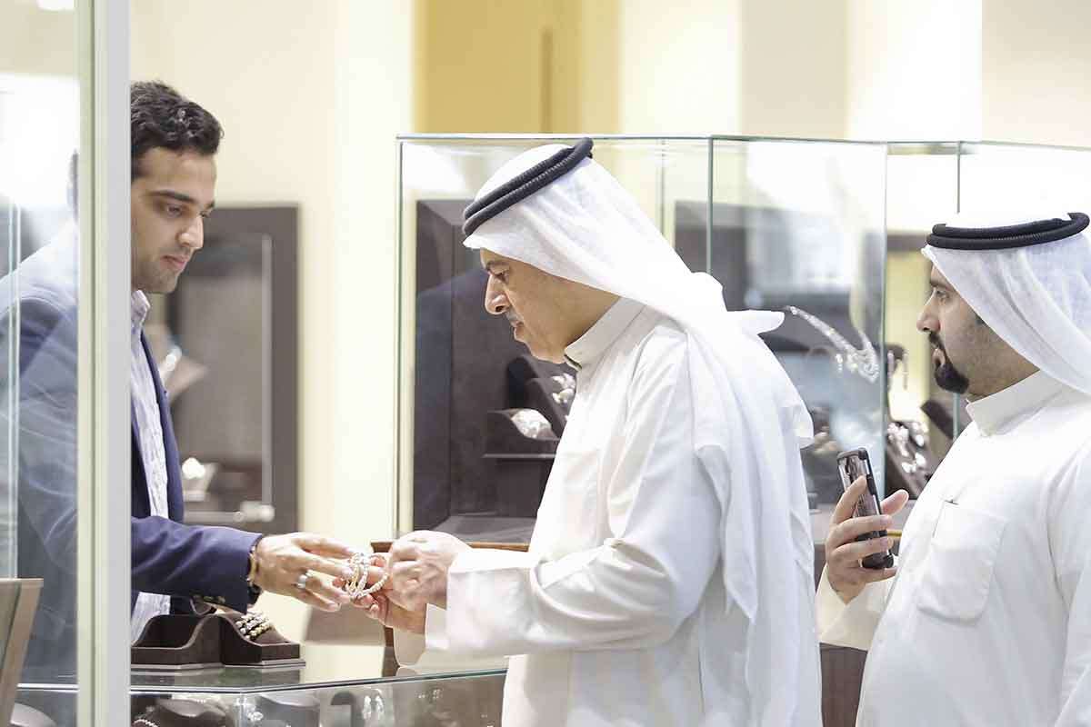 Consumers At VOD DIJS Can Take Advantage Of Free Testing And Grading Services For Jewellery By The Dubai Central Laboratory Department