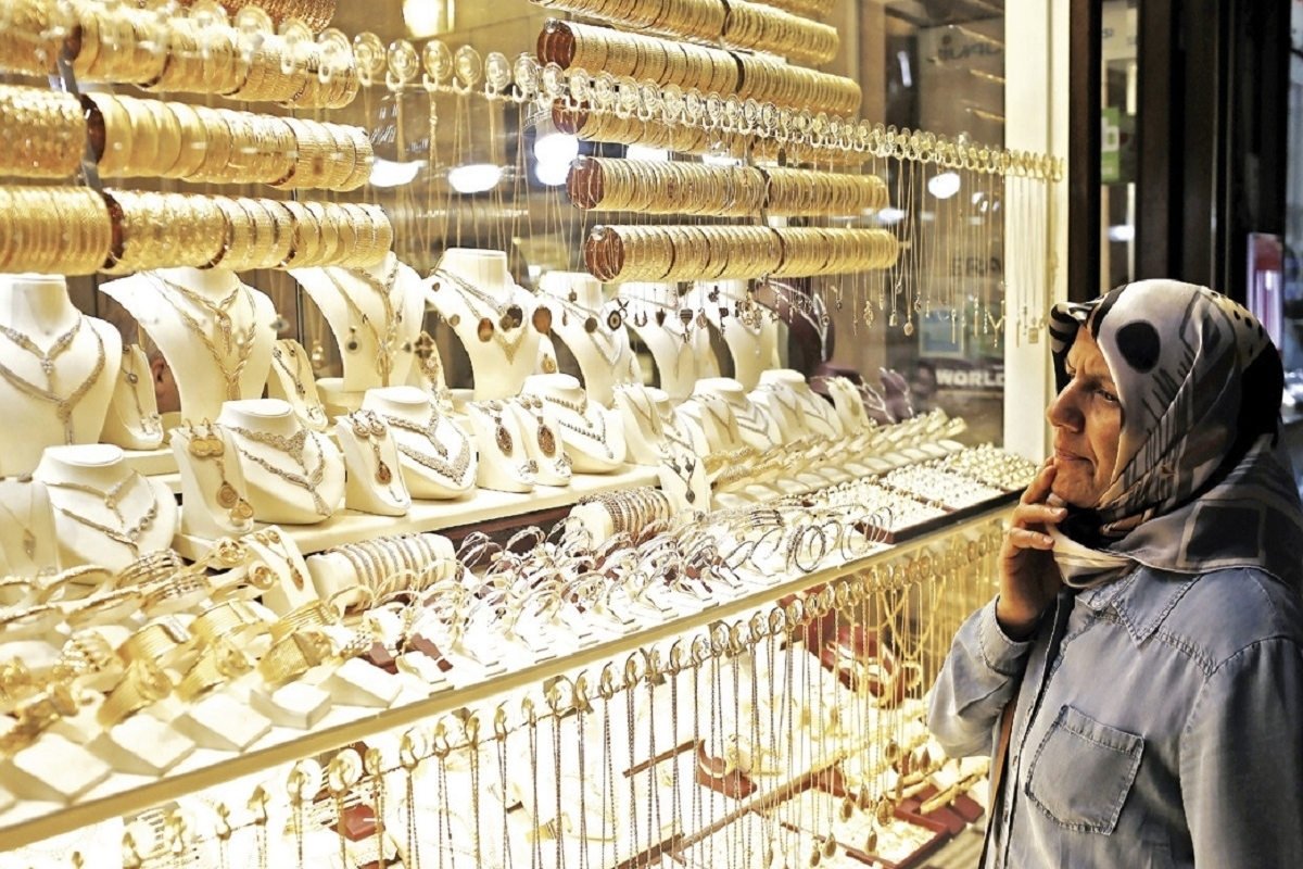 Gold Jewellery Demand Was Up Slightly In the Second Quarter, Aided By the United States and Middle East